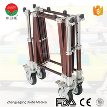 Standard Quality funeral casket medical workshop trolley price cart