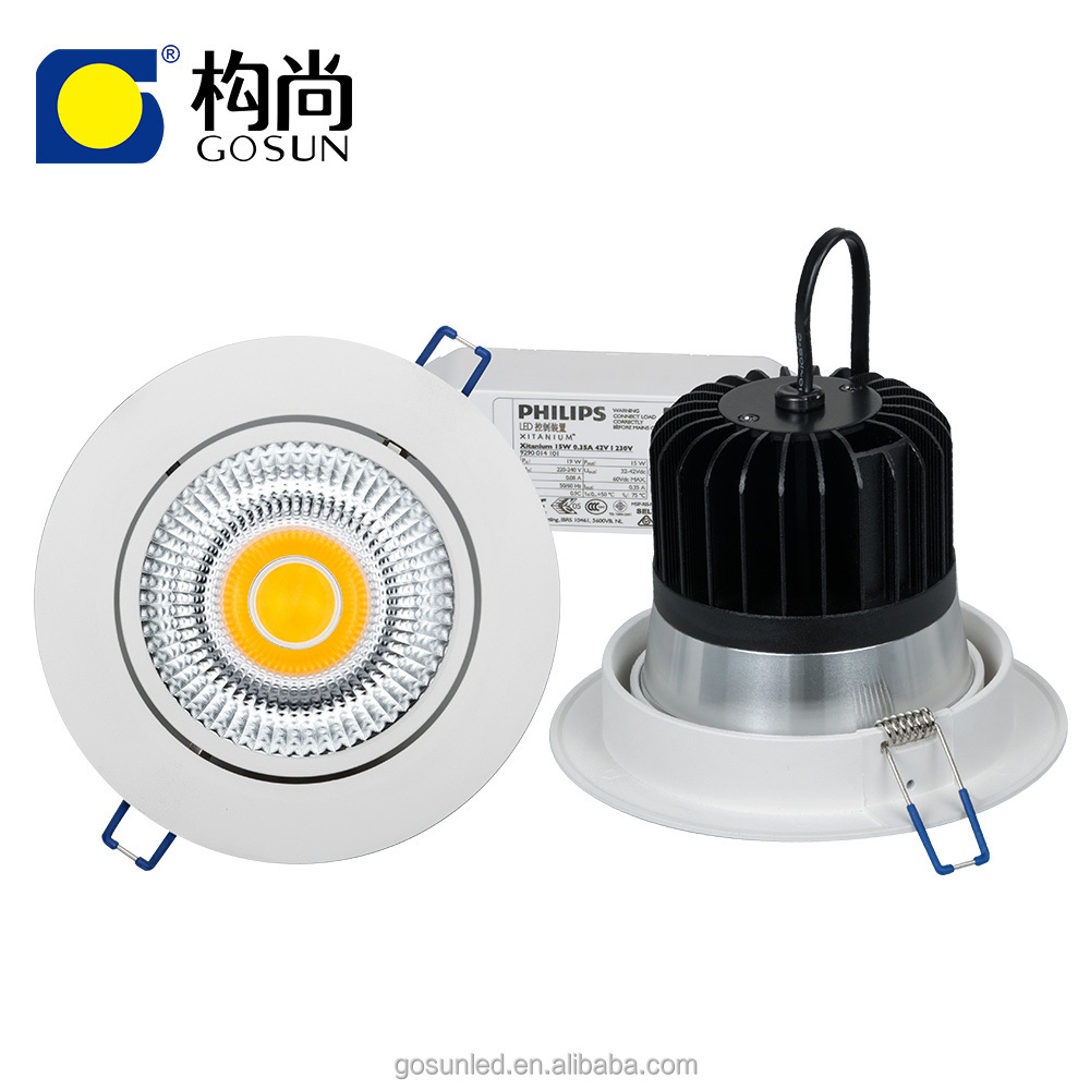 5 years warranty UGR 10-20 1900-2000lm 20W 2-way rotatable LED <strong>spotlight</strong>