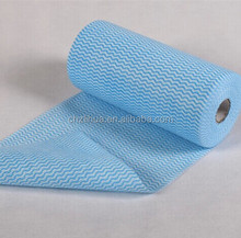 Cost-effective Disposable Nonwoven Cleaning Industrial Wiping Cloth