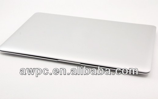 AWPC 2014 new product 13.3 inch ultra slim notebook