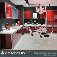 Glass Front Kitchen Cabinet doors