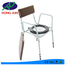commode chair for elderly disabled people RJ-C816