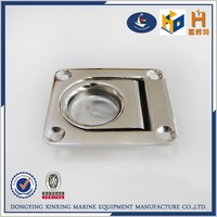Best-selling stainless steel small flush lifting ring
