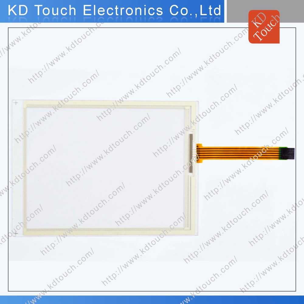 OEM 5.7'' touch switch crystal glass panel