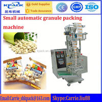 multi-lines granule/peanut/nuts packing machine sticks/sachet/backs sealing bags packing euiqpment 0086-13817357426