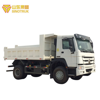 Standard cheap new product sinotruk small self loading dump truck for sale