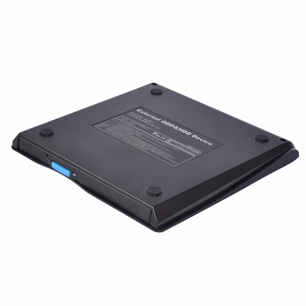 E-sun external portable dvd rw/dvdrom laptop dvd 9.5mm Optical drive upgrade from lenovo thinkpad