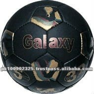 Black Hand Stitched Official Match Foot Ball