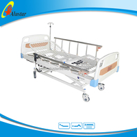 ALS-E307 3 functions nursing home care bed home hospital bed dimensions