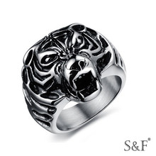 r2014396 Female stainless steel cock ring