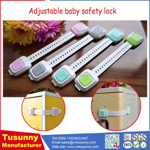 baby safety lock plastic multi purpose refrigerator door latches baby safety multi lock