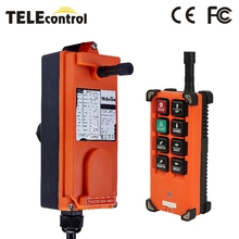 Industrial Crane Radio Wireless Remote Control