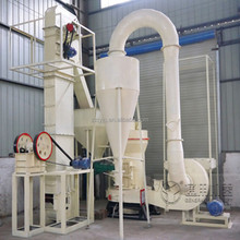 2017 Newest Raymond powder grinding mill for barita