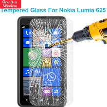 New Comimg Product Explosion-proof 9H Tempered Glass for Nokia Lumia 625 Glass Screen Protector