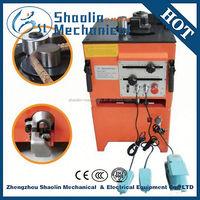 automatic multifunctional construction steel bar bending machine/angle iron bender