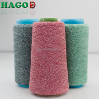 Leading manufacturer ne20/2ply recycled yarn for weaving