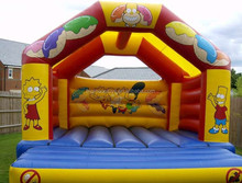 Kids inflatable toys/Inflatable castle/jumping bouncer