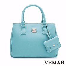 China new Product Light Blue Ladies crossbody Hand Bag Handbag For Women