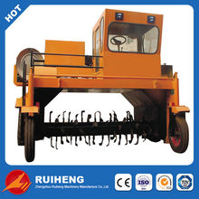 2014 Windrow Mobile Compost Turner Machine Compost Machine With Best Price