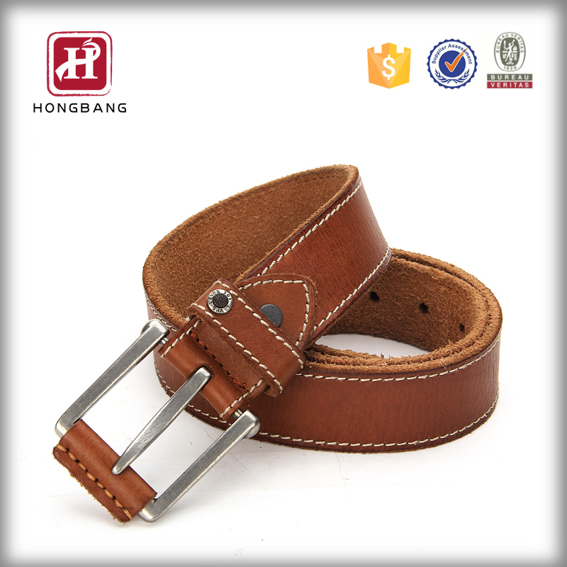 wholesale best quality leather belts for daily