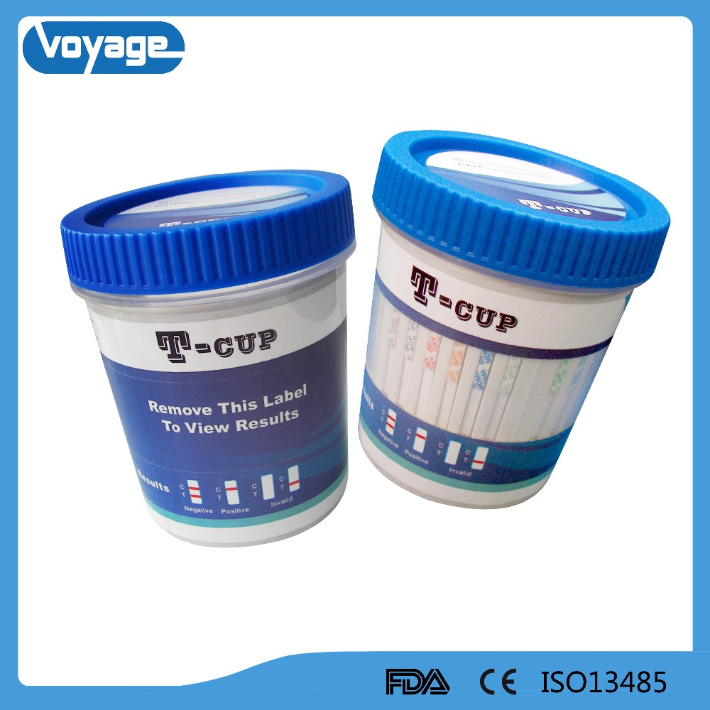 better price and high quality FDA approved drug cup test kit