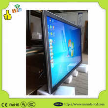 37'' vertical touch screen ,android 4.2 hd media player lcd monitor usb media player for advertising