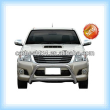 STIANLESS STEEL FRONT BUMPER GUARD BULL BAR FOR TOYOTA HILUX VIGO 2012