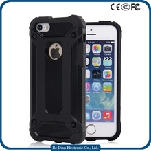 Hybrid TPU + PC phone protective case phone accessory for iphone5c