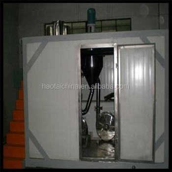 Multi-functional Cryogenic Pulverizer Grinder Machine