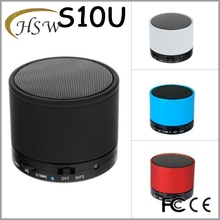 High performance sport bluetooth spearker S10 S10U mini protable speaker