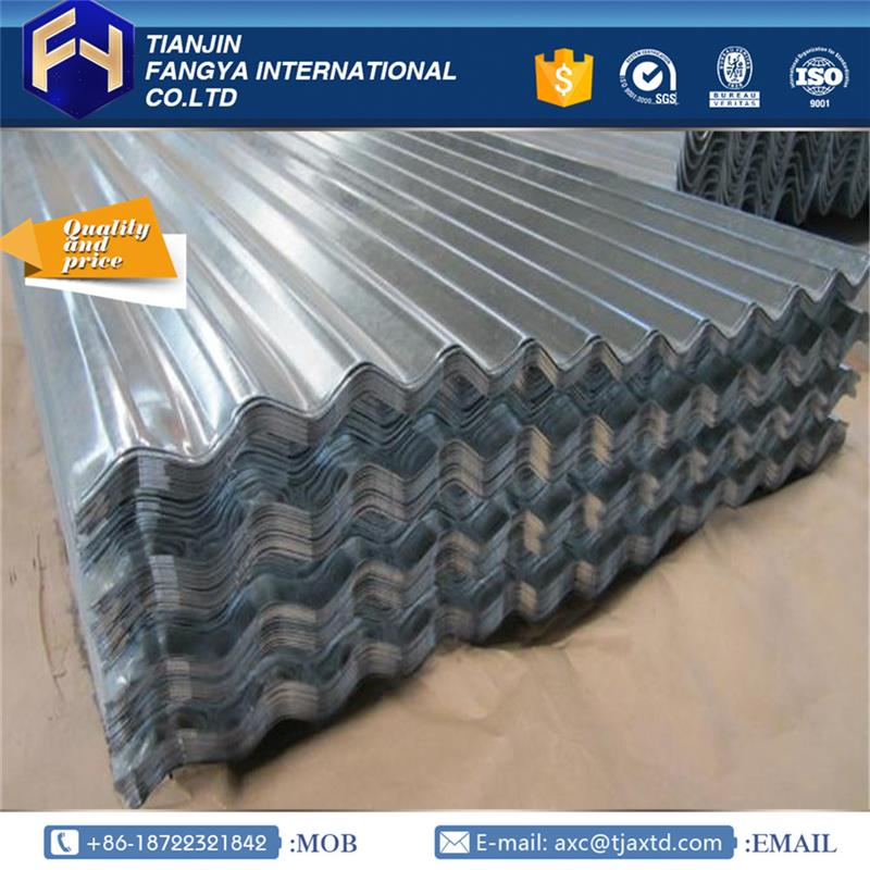 trade assurance supplier ! used galvanized corrugated sheet with CE certificate