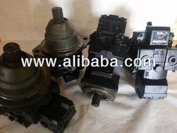 Hydraulic Piston Variable Motors View Danfoss Hydraulic
