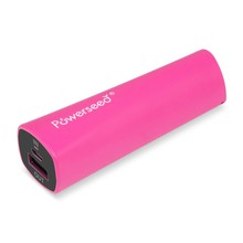 Factory direct hot selling 6000mAh fashionable portable charger metal shell led display advertising power bank
