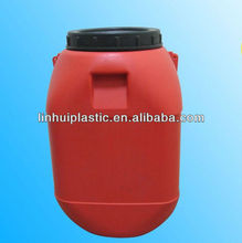 50kg Plastic drums with cap for scrap plastic barrels