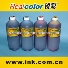 Rotogravure printing ink for wide format printer dye ink in high quality