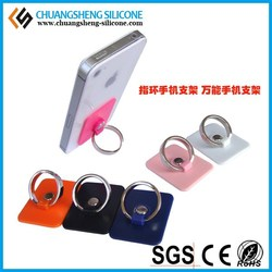 mobile phone accessories ring shape phone holder, desktop phone stand