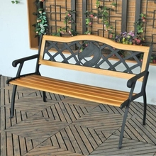 Beautiful design good quality garden furniture mosaic table and chair