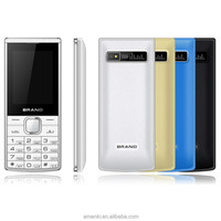 OEM Phone!Amanki Factory High Quality 2.4 inch Cheap Bluetooth GSM 2 sim celulares
