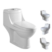 Washdown cheap types of water closet one piece toilet square