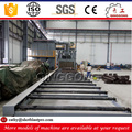 hot sale scaffolding roller conveyor shot blasting machine manufacturer