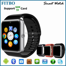 Mtk 6260 gsm gps wrist watch phone for Apple 6s plus