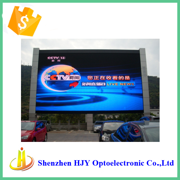 P10 outdoor led de visualizacion de hecho en taiwan