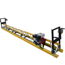 Frame type road concrete leveling machine