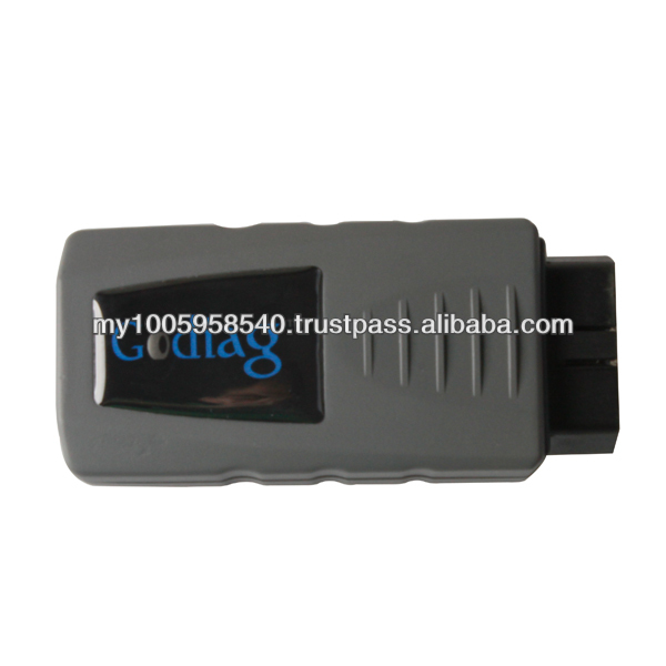 Godiag M8 Mut 3 scanner Mitsubishi MUT-3 for cars and trucks with Coding Function