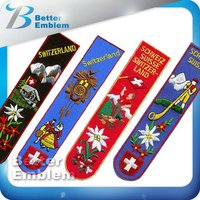 Embroidery Gift Handicraft Bookmark