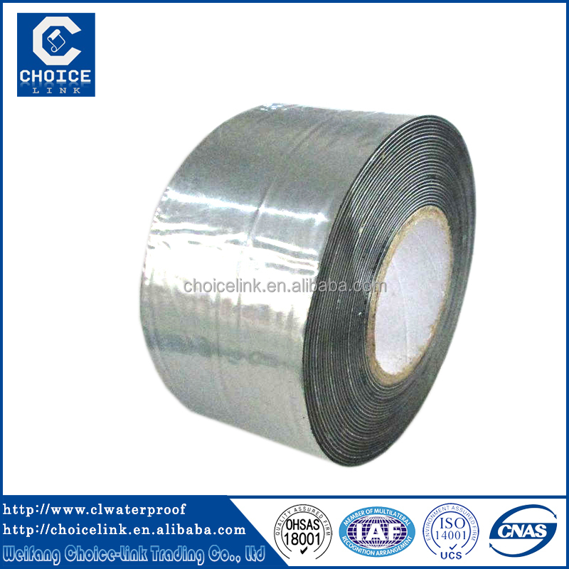 75mm self adhesive bitumen strip