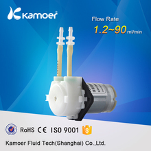 Kamoer 12V DC Mini Peristaltic Pump water pump
