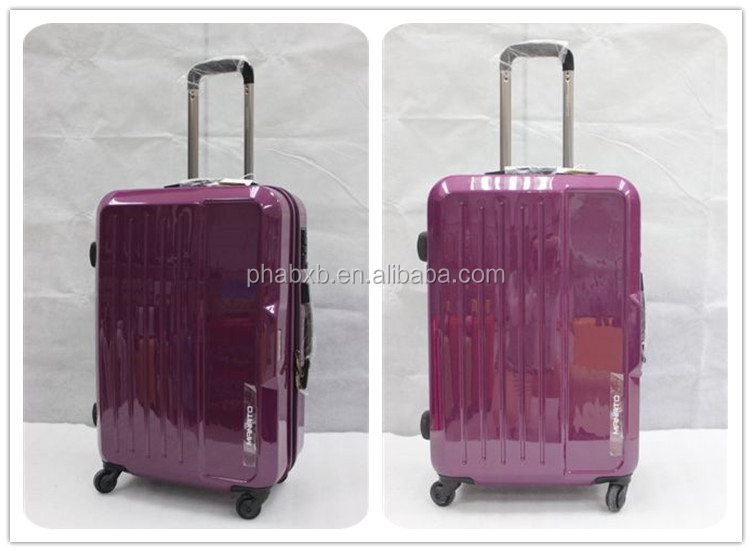 2015 best-selling and trendiest style vintage luggage with wheels from japanese