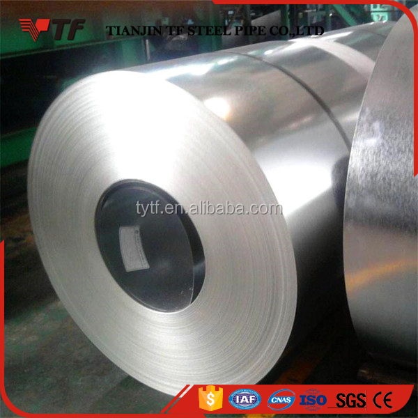 Manufacturer Hot selling hr high hardness galvanized steel coil