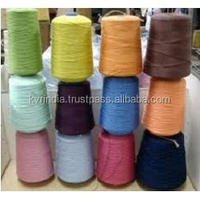 2015 New Eli Twist Carded 100% cotton double yarn for knitting